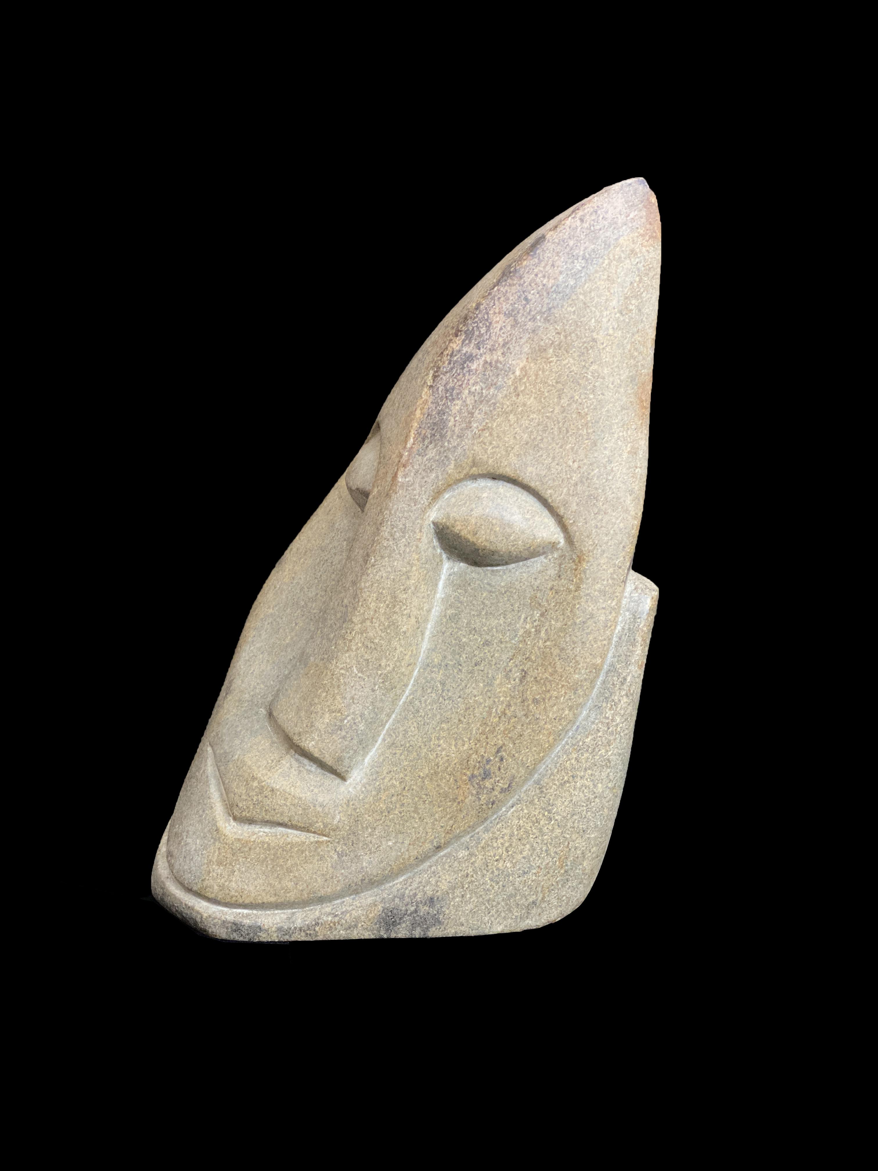 Shona Stone Sculpture - Zimbabwe