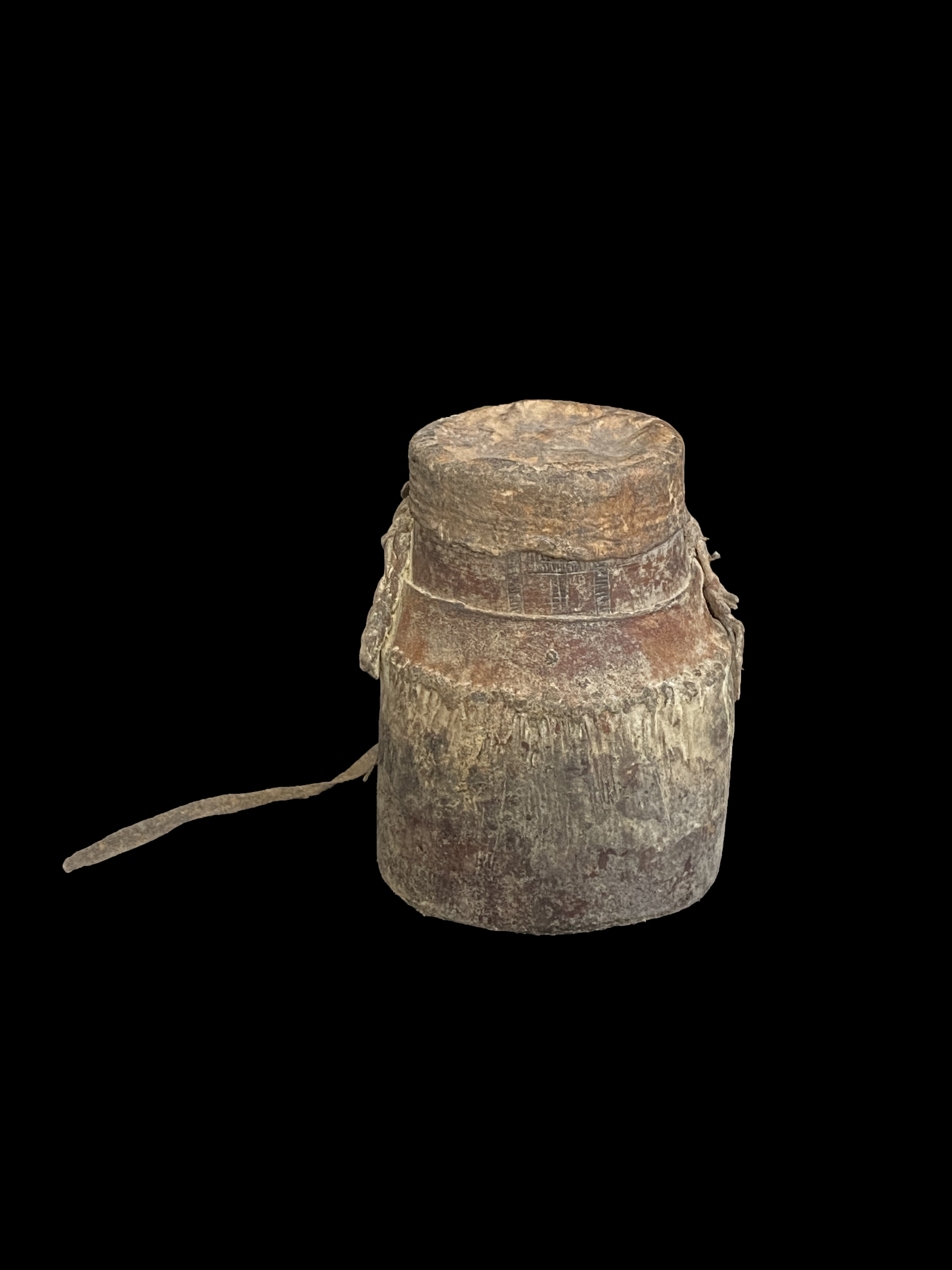 Meat Container - Pokot and Turkana People, Northern Kenya