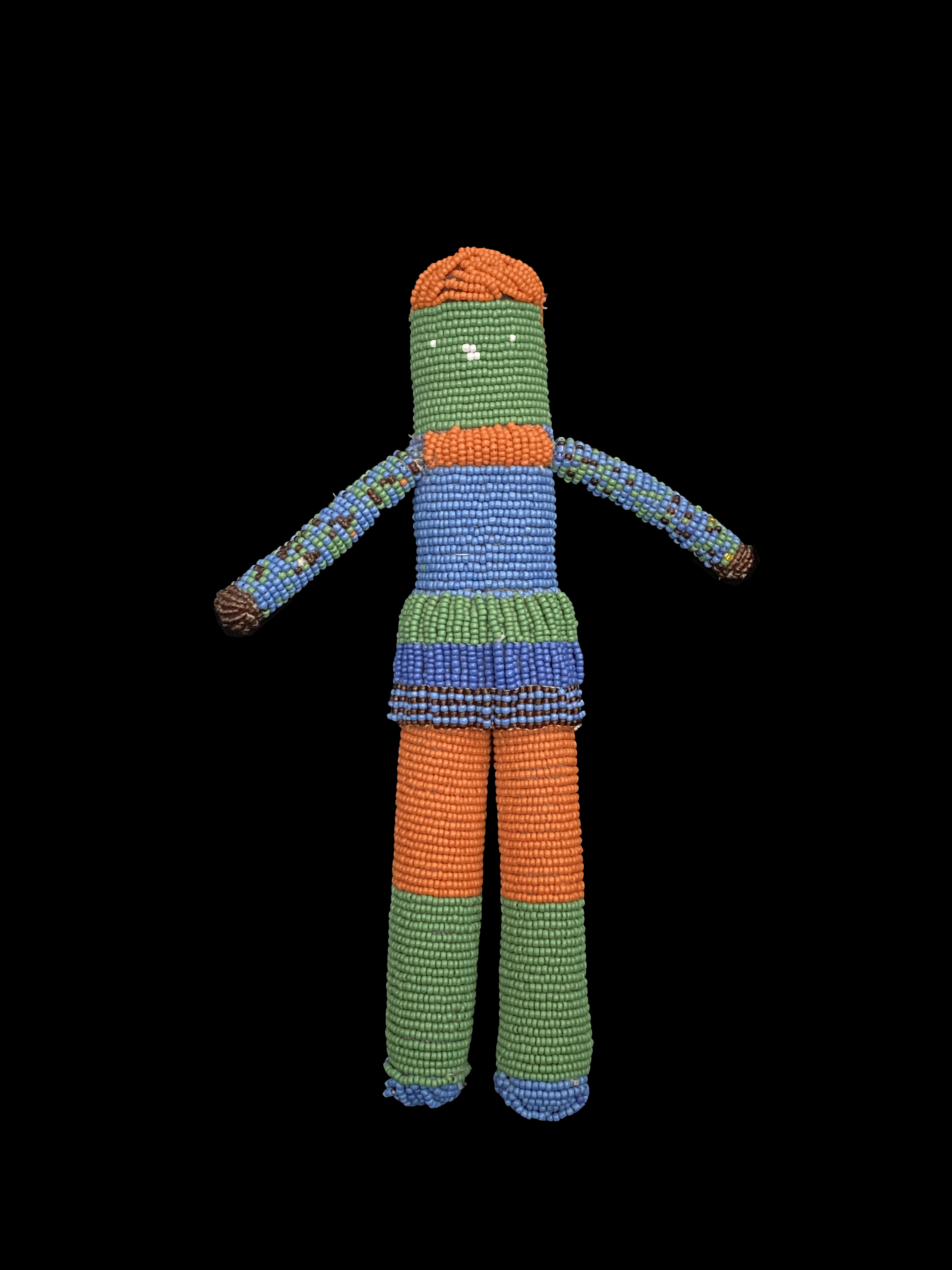 Beaded Doll - South Africa