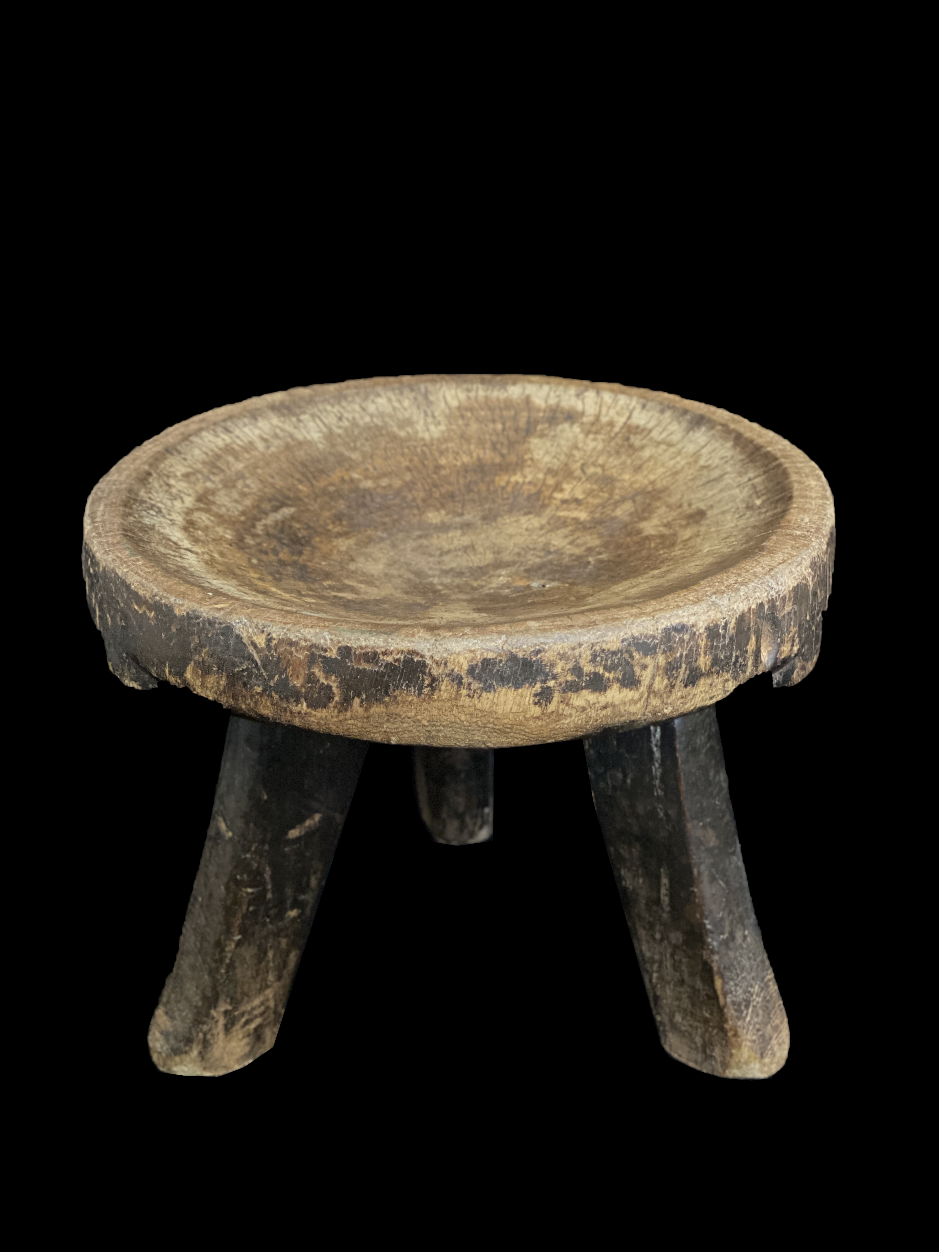 Wooden Stool - Gogo People, Tanzania, east Africa