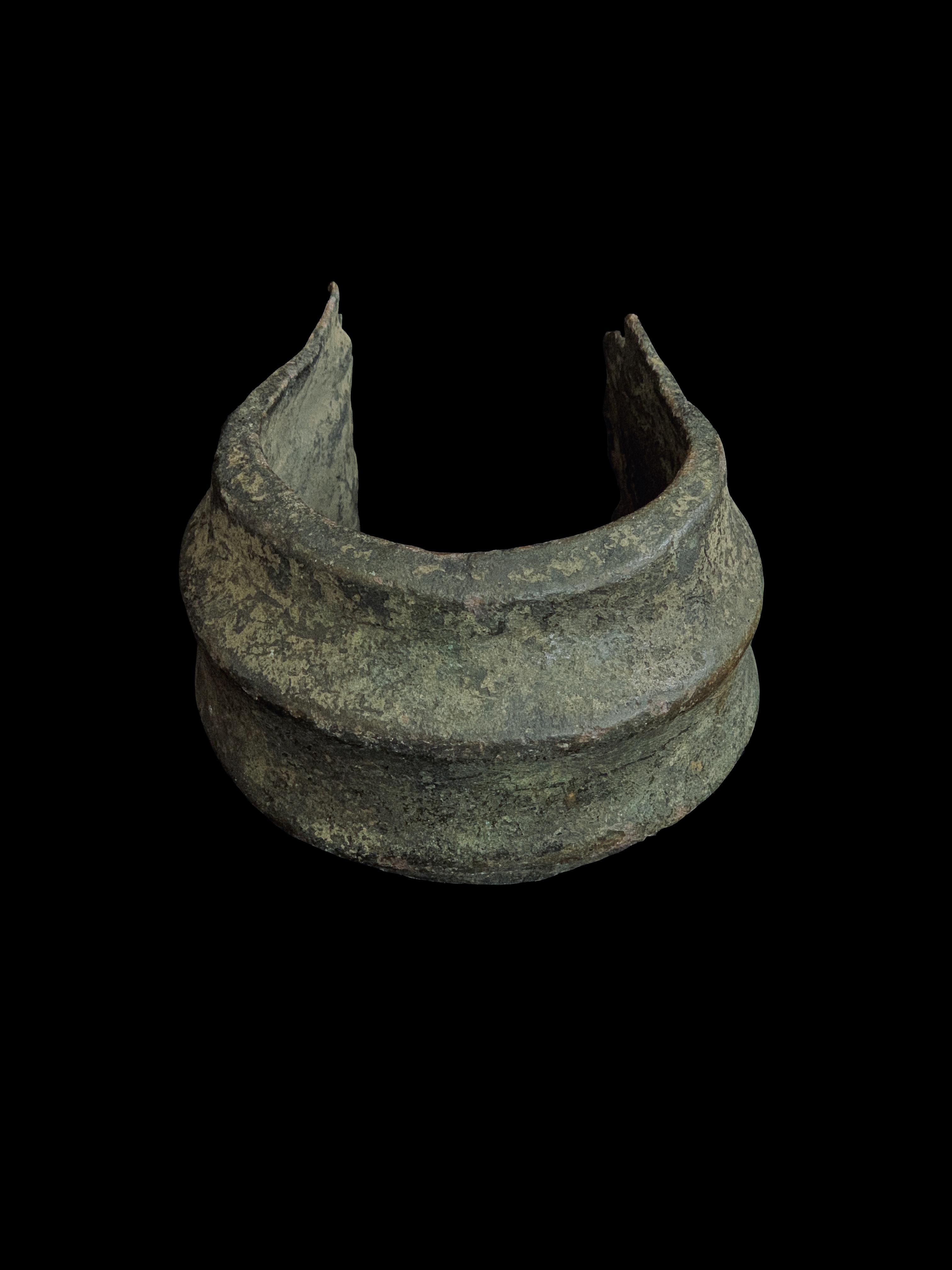 Bronze Bar Money/Currency - Mbole, Konda and Mongo Peoples, D.R. Congo