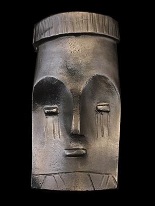 Aduma Mask Drawer Pulls