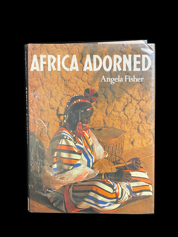 Africa Adorned - by Angela Fisher