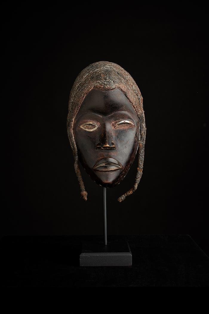Deangle Mask - Dan People, Liberia/Ivory Coast - CGM13 - Sold