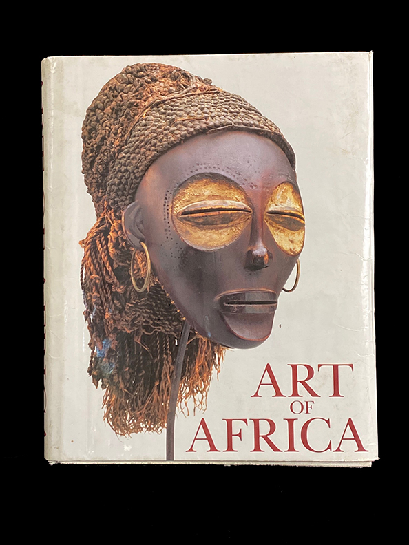 Art of Africa  by Jacques Kerchache, Jean-Louis Paudrat, Lucien Stephan, Francoise Stoullig-Marin