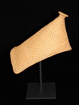 Woven Hat MW67 - D.R. Congo