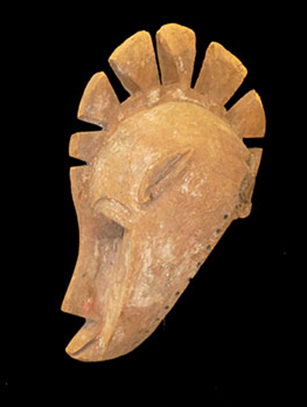 Bolo Mask - Bobo, Burkina Faso (Please inquire for price)