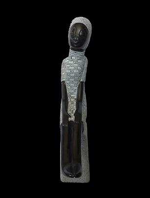 Patience - by Boet Nyariri - Sold