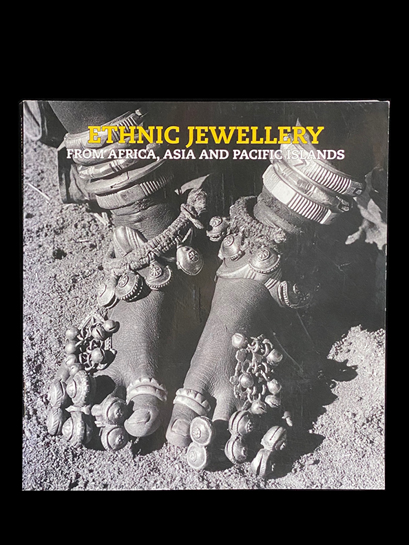 Ethnic Jewellery: From Africa, Asia and Pacific Islands  by Rene Van Der Star