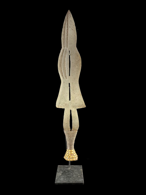Ceremonial Sword - Ngombe, Doko and Poto people, D.R.Congo (PC71)
