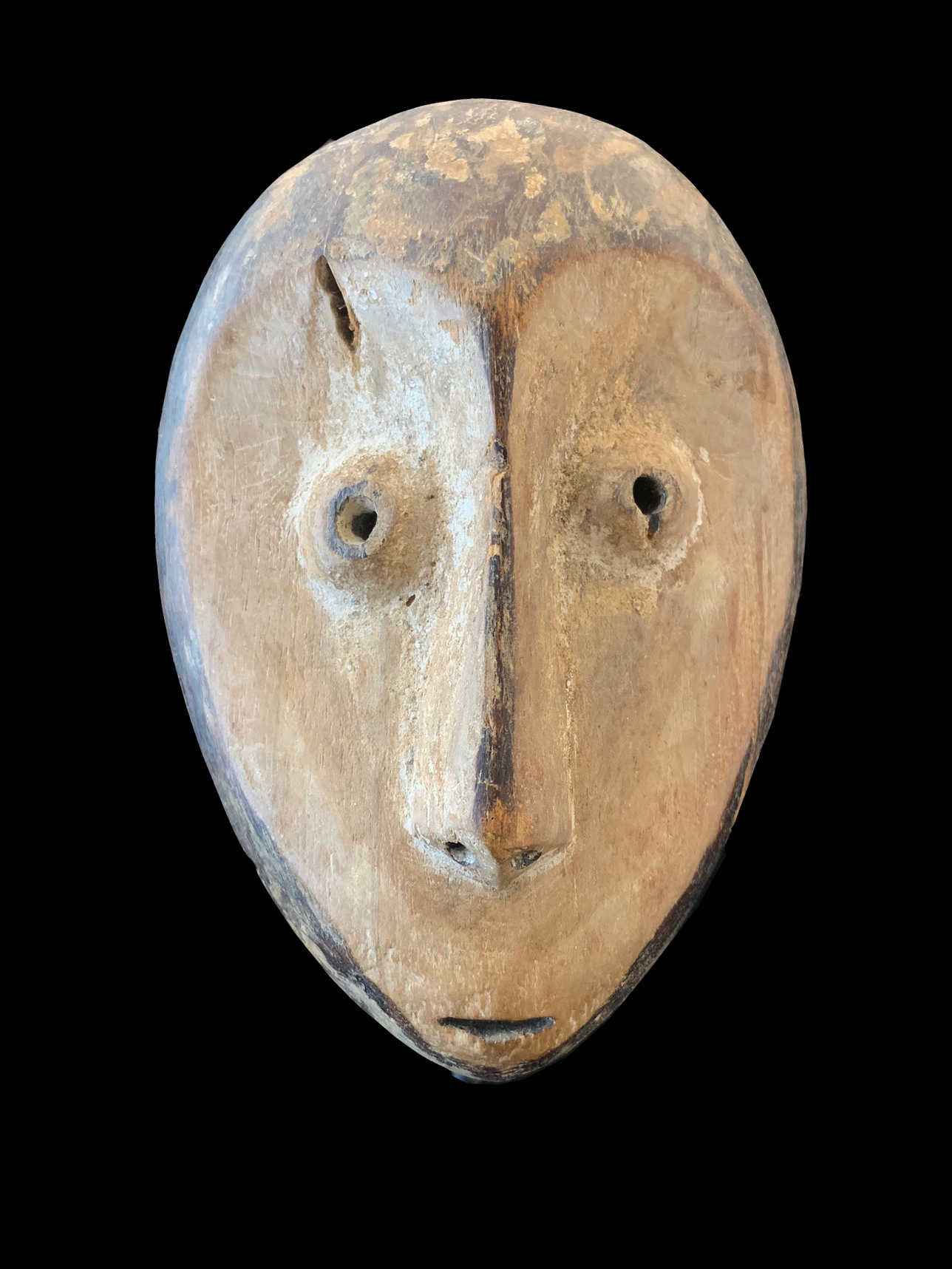 Miniature Mask - Lega People, D.R.Congo (PC65)