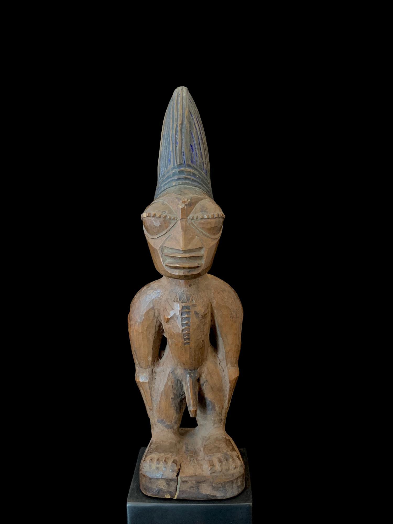 Ibeji Twin Figure - Yoruba, Nigeria (JL21)