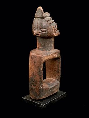 'Kashekesheke' Divination Instrument - Luba people, D.R. Congo