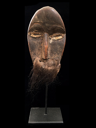 Passport Mask - Dan people, Liberia (4)