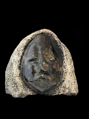 The Judge - by the late Shona sculptor Gladman Zinyeka - Zimbabwe