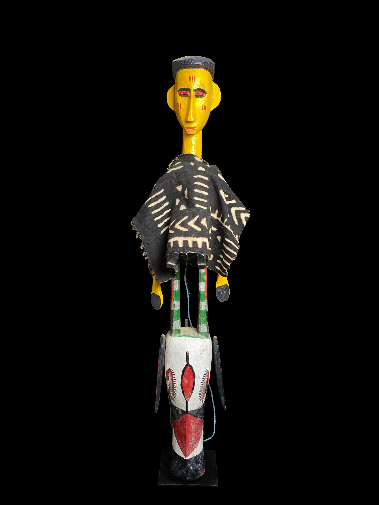 Marionette Figure - Bozo People, Mali