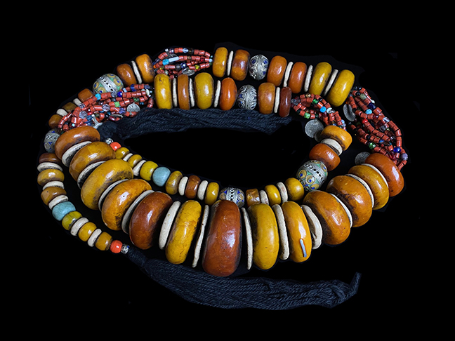 Dowry Necklace - Berber People, Morocco