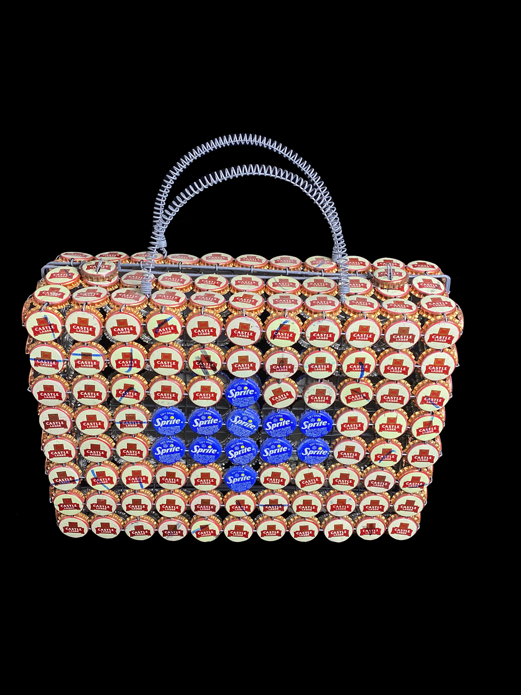 Bottle Cap Briefcase - South Africa