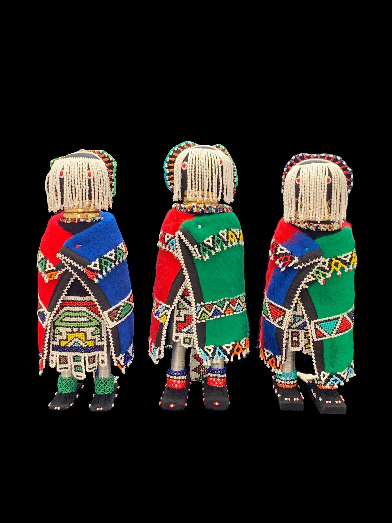 Bride Doll - Ndebele people, South Africa