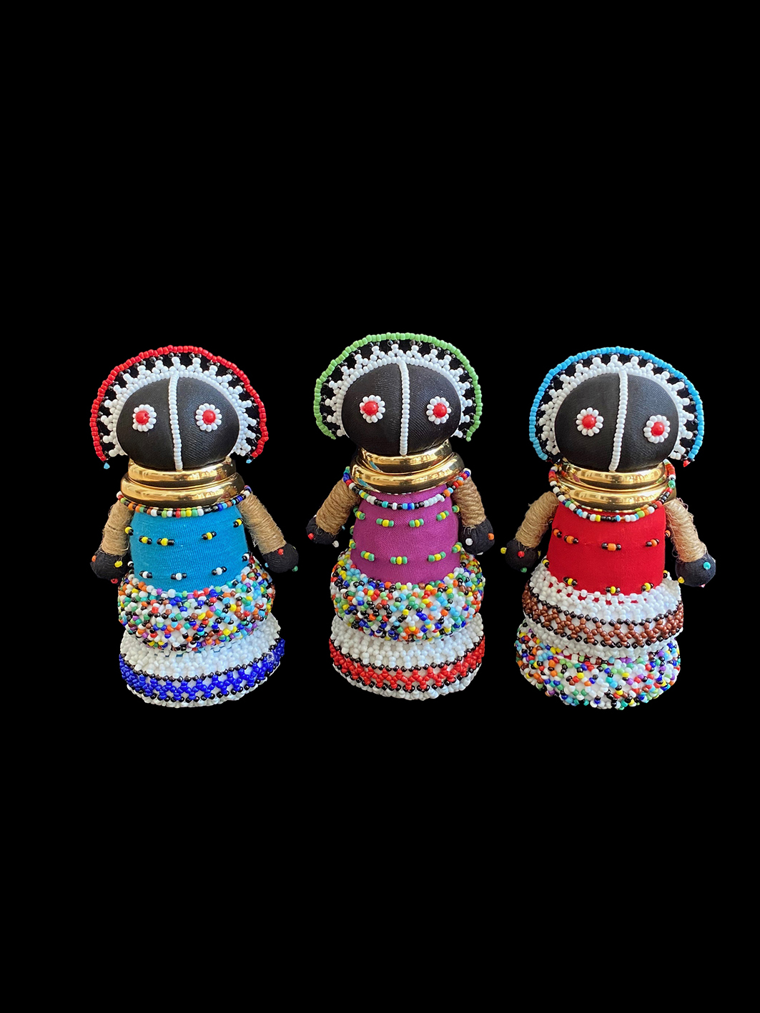 Fertility Dolls - Ndebele People, South Africa
