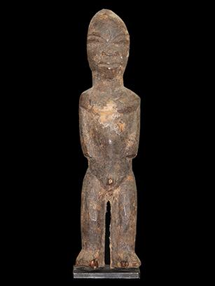 Bateba Figure - Lobi People, Burkina Faso (8324)