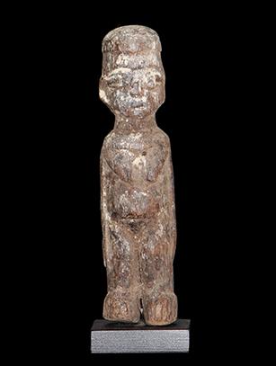 Bateba Figure - Lobi People, Burkina Faso (8340)