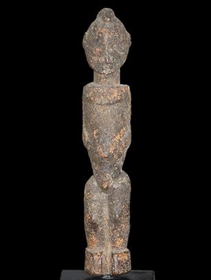 Bateba Figure (6) - Lobi People, Burkina Faso (8353)