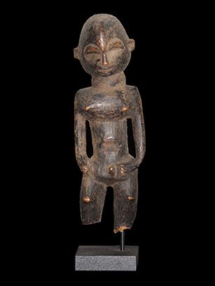 Bateba Figure - Lobi People, Burkina Faso (8371)