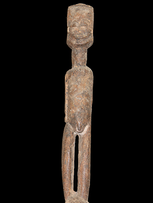 Bateba Figure - Lobi People, Burkina Faso (8406)