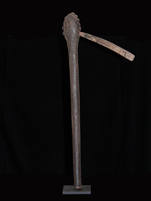 Axe - Lobi People, Burkina Faso (8442)