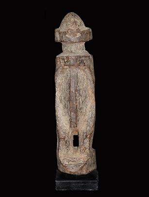 Bateba Figure - Lobi People, Burkina Faso (8467)