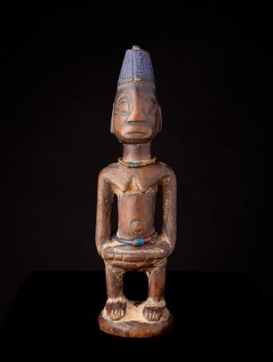 Ibeji - Yoruba People, Nigeria (#0286)