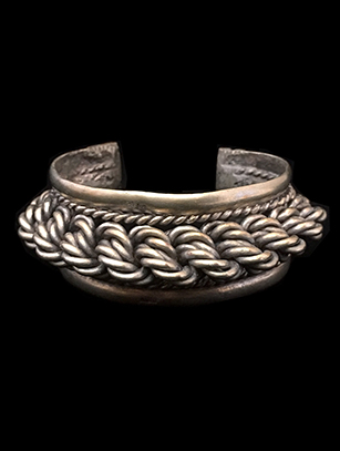Twisted Cuff - India (BR260)