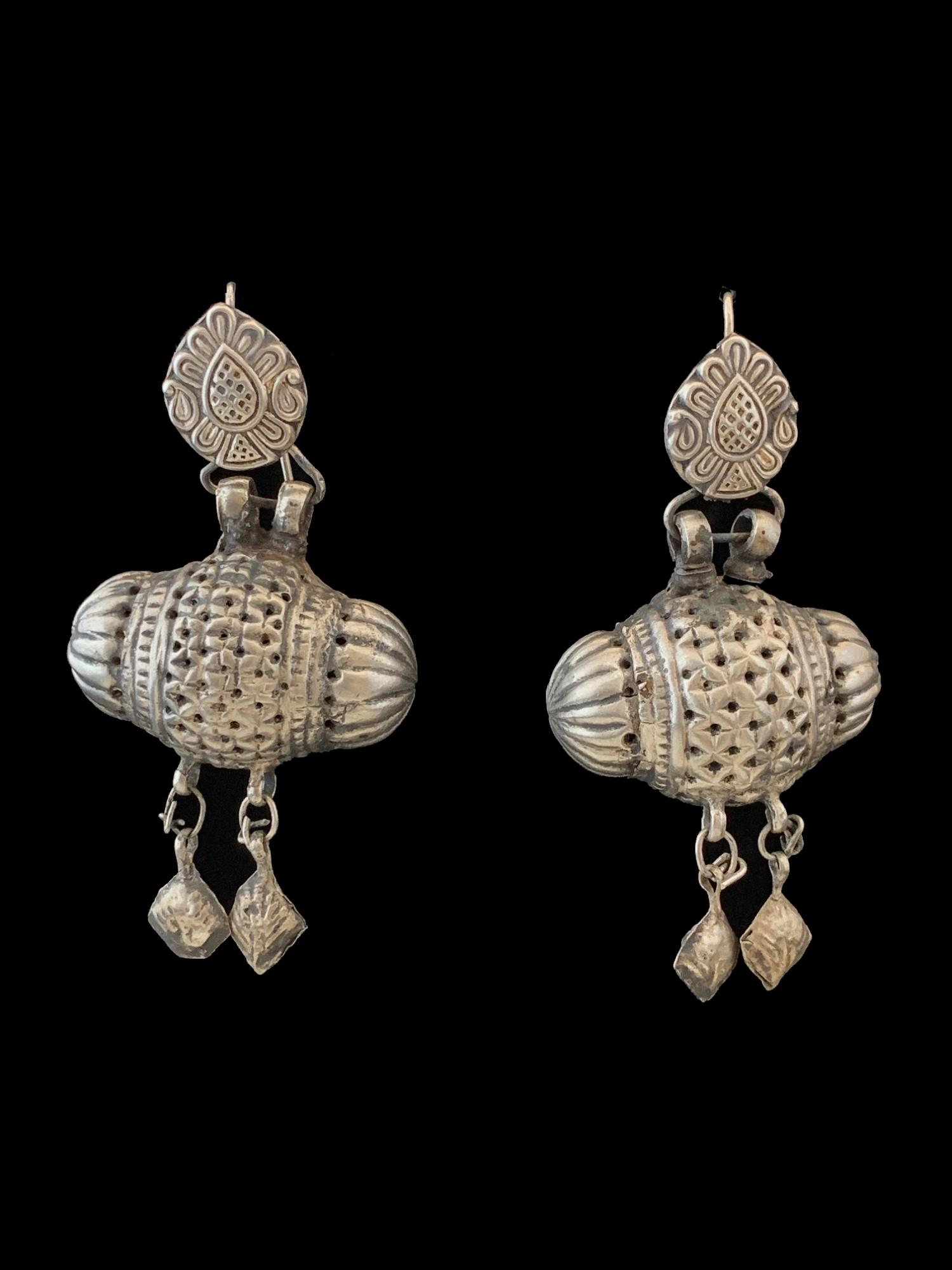 Hollow Lightweight Earrings from India