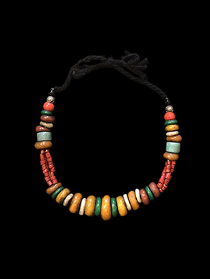 Dowry Wedding Necklace- Berber people, Morocco