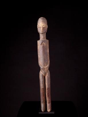 Bateba Figure -Lobi People, Burkina Faso (0306)
