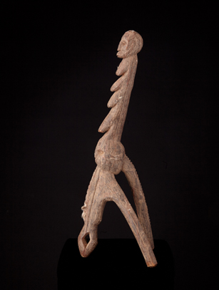 Lobi Divination Instrument, Burkina Faso (0266)