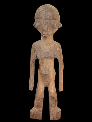 Bateba figure - Lobi People, Burkina Faso (8148)