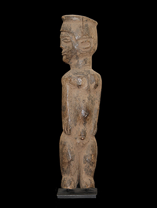 Lobi Bateba Figure (2) - Burkina Faso (8261)