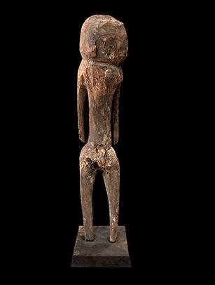 Tchitcheri Figure - Moba People, Ghana and Togo
