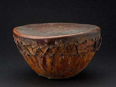 Ethiopian Drum - Deba People