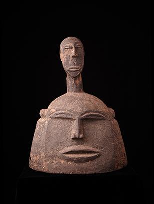 Helmet Mask - Gouin, Burkina Faso