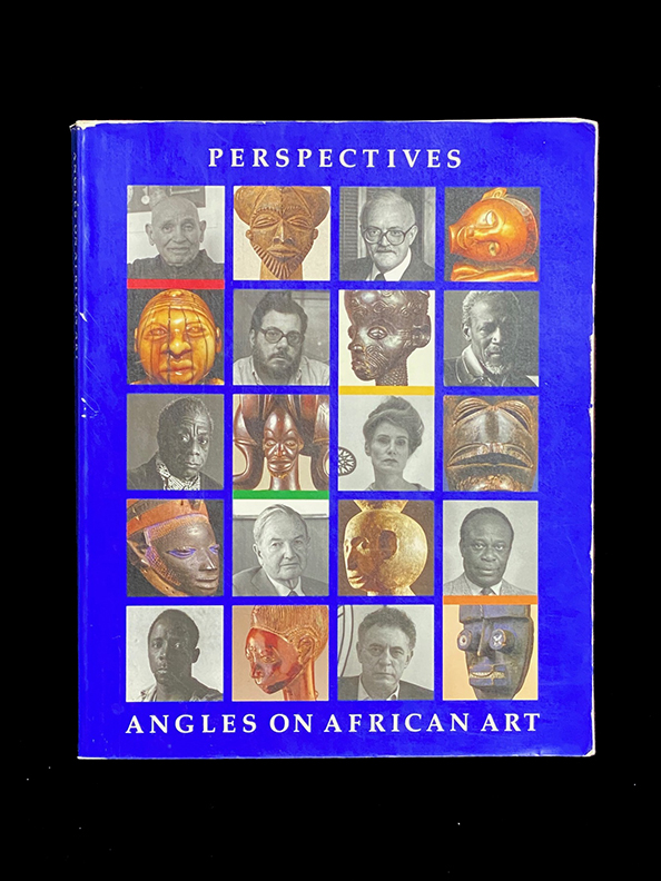 Perspectives: Angles on African Art - by James Baldwin