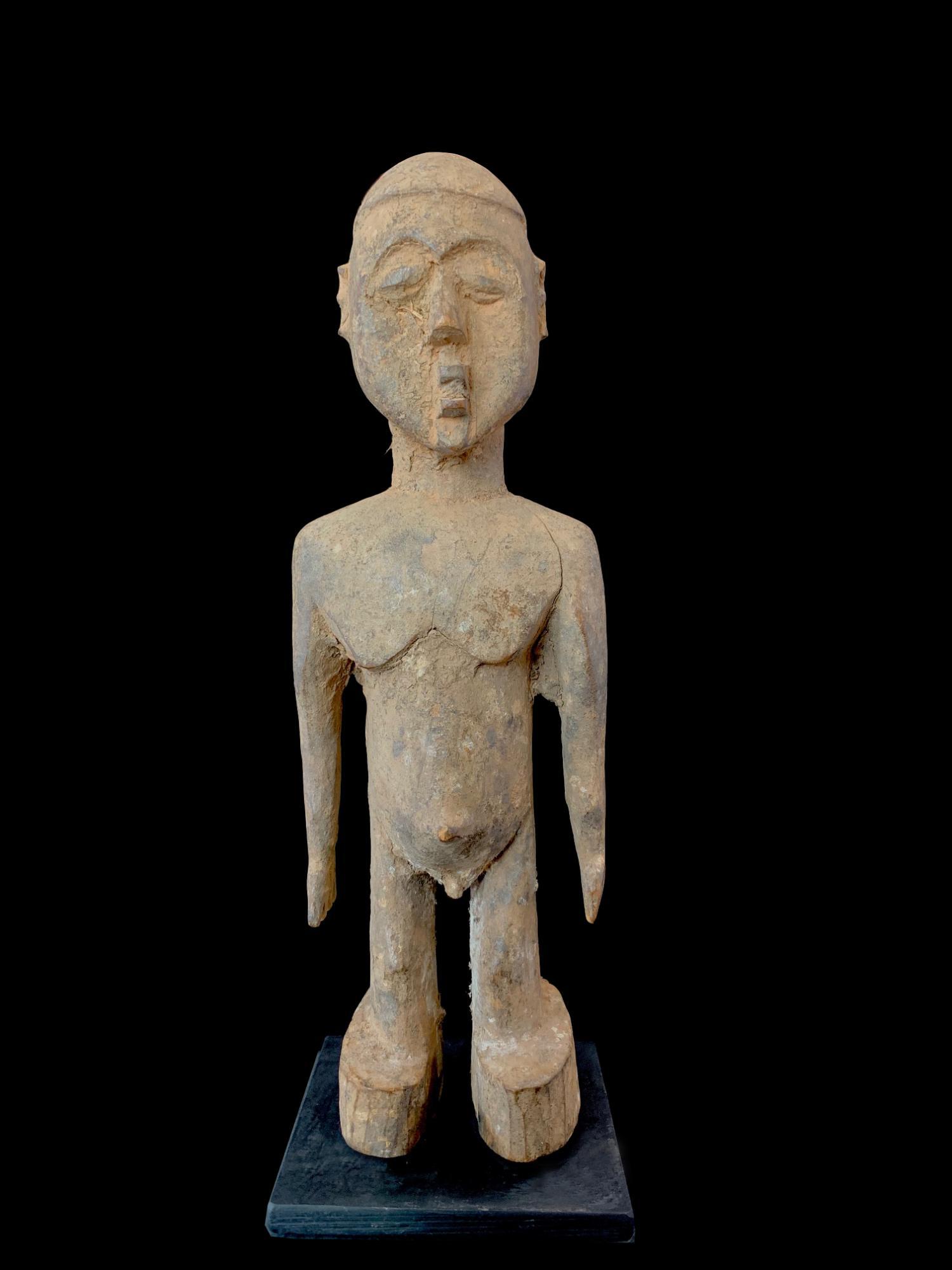 Lobi Bateba Figure (4) - Burkina Faso