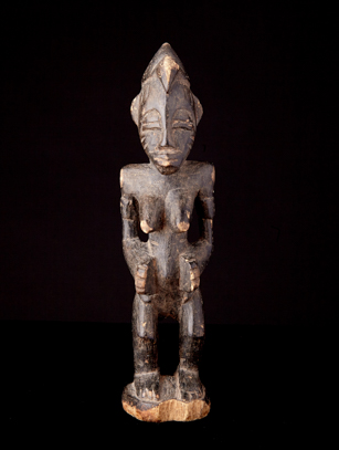Senufo Divination Figure, Ivory Coast (0340)