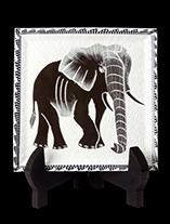 Soapstoneplateelephant.th