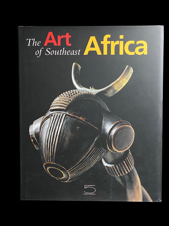 The Art of Southeast Africa by Karel Nel
