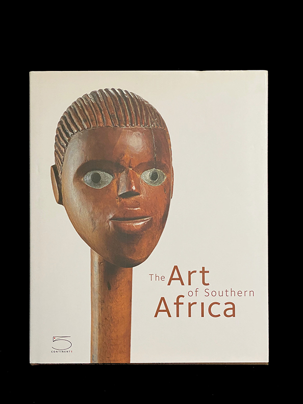 The Art of Southern Africa by Sandra Klopper