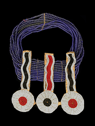 'Obolio' Necklace - Turkana People, Kenya