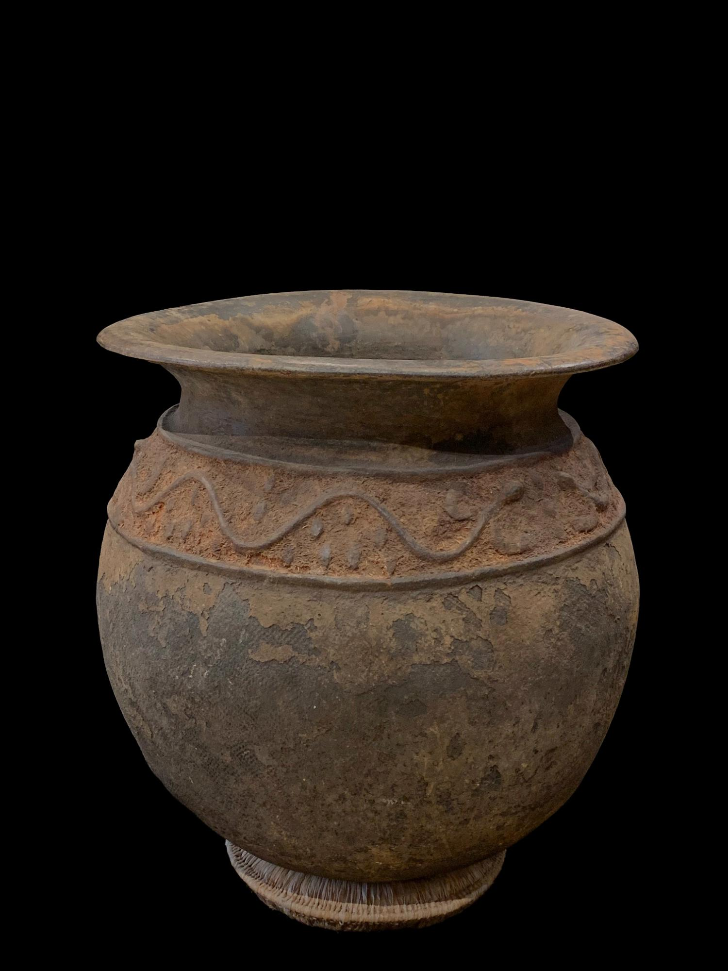 Clay Vessel - Babessi People, Cameroon